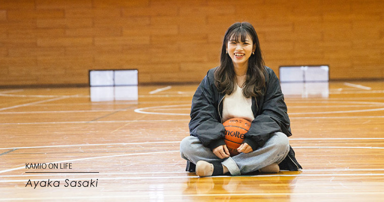Ayaka Sasaki|佐々木彩華