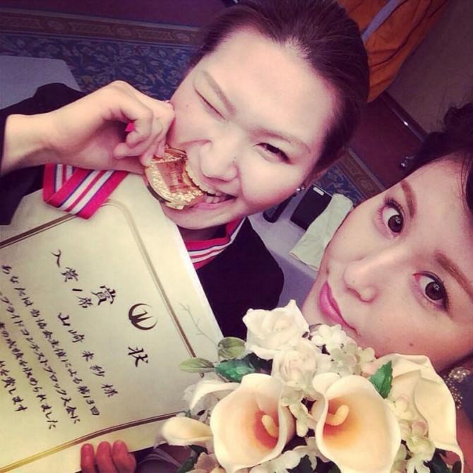 全日本婚礼美容家協会コンテスト2014中部ブロック