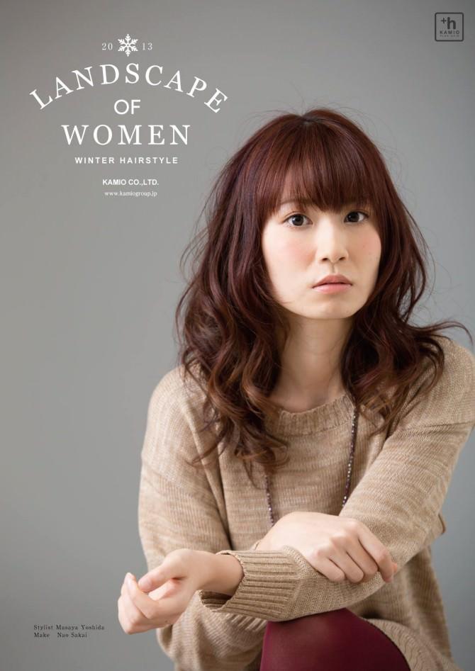 2013冬ヘアスタイル紹介