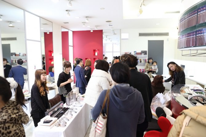 KAMIO Beauty UP Event