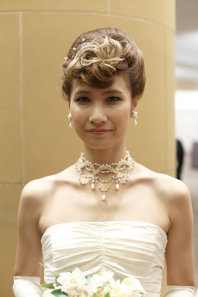 全日本婚礼美容家協会 全婚コンテスト2014ファイナルラウンド
