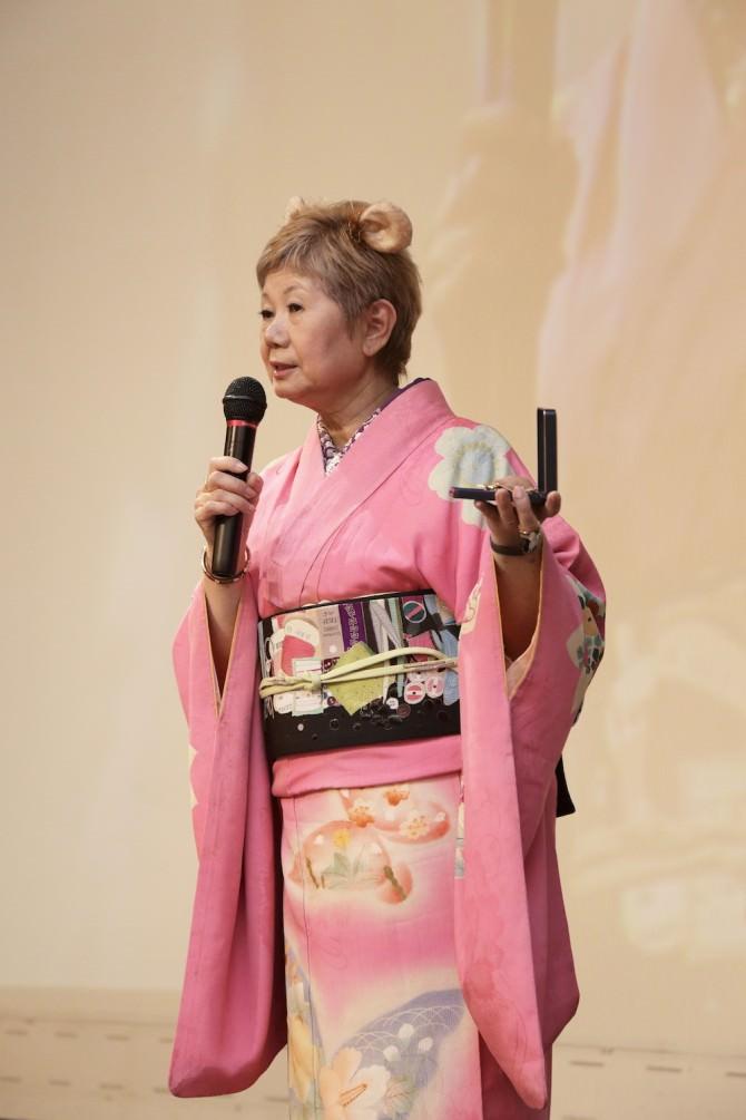 新田先生シュヴァリエナイト賞受賞報告会