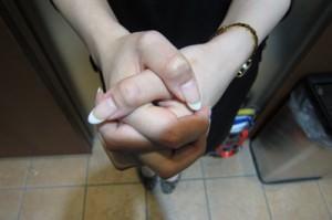 細く長い指になる方法1.2